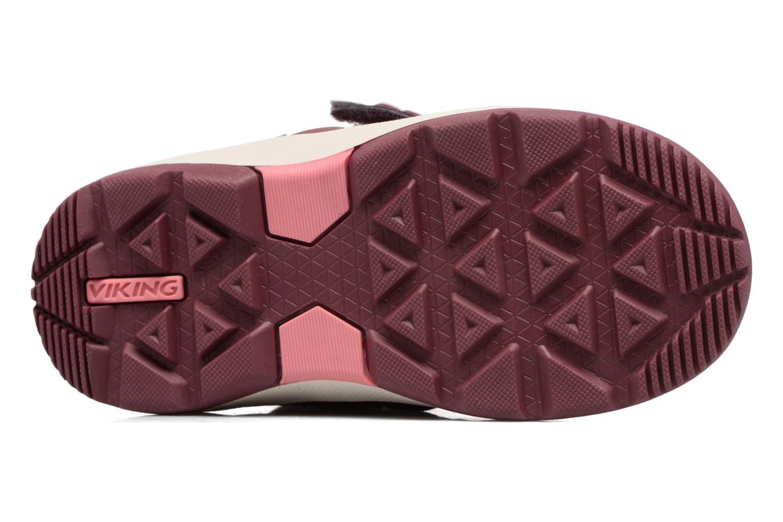 Chaussures de sport Viking Toasty II GTX Violet vue haut