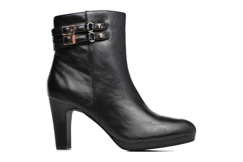 Bottines et boots Divine Factory Setna Noir vue derrière