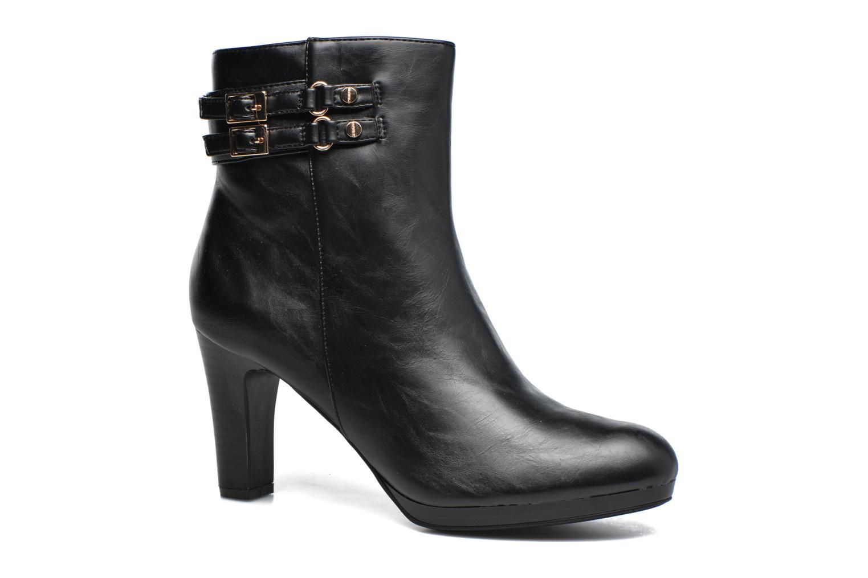 Bottines et boots Divine Factory Setna Noir vue détail/paire