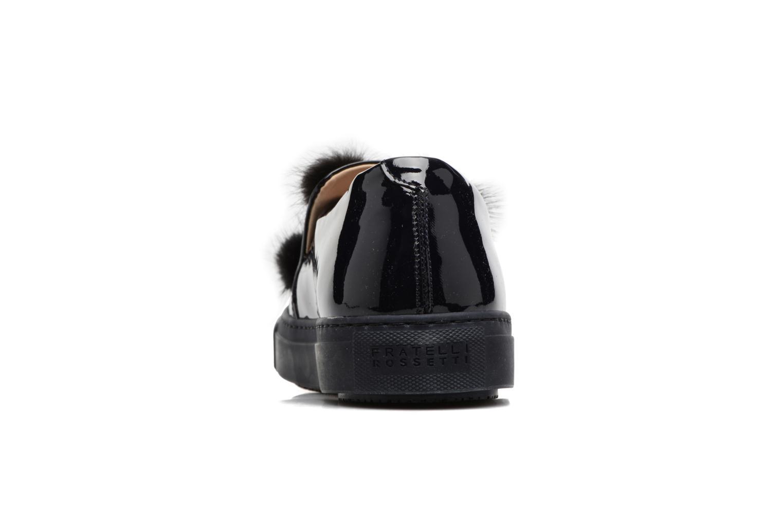 Baskets Fratelli Rossetti 75376 Noir vue droite