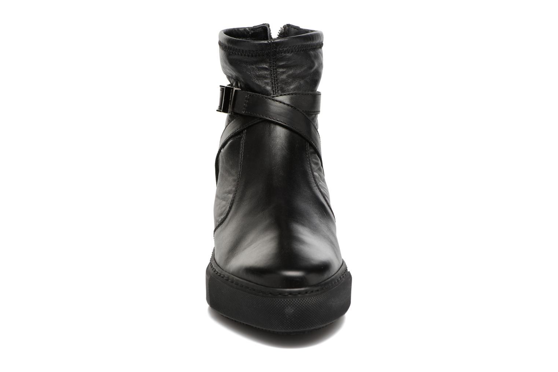 Baskets Fratelli Rossetti 75425 Noir vue portées chaussures