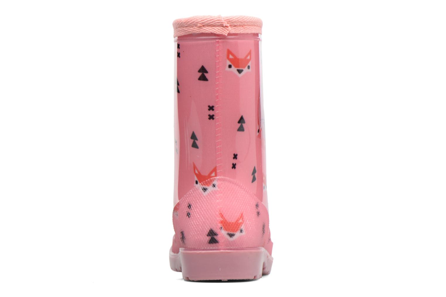 Bottes Be Only Anouk Rose vue droite