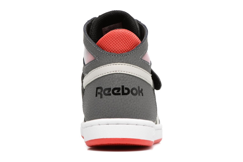 Reebok Mission 3.0 Black/Alloy/Primal Red/Skull Grey