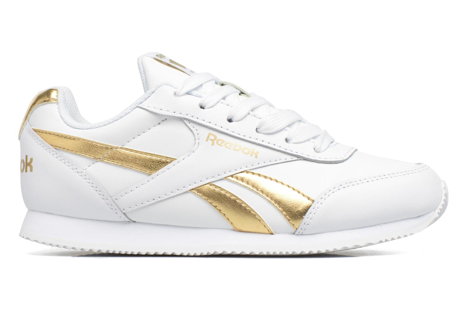 Reebok Royal Cljog 2 White/Gold Met