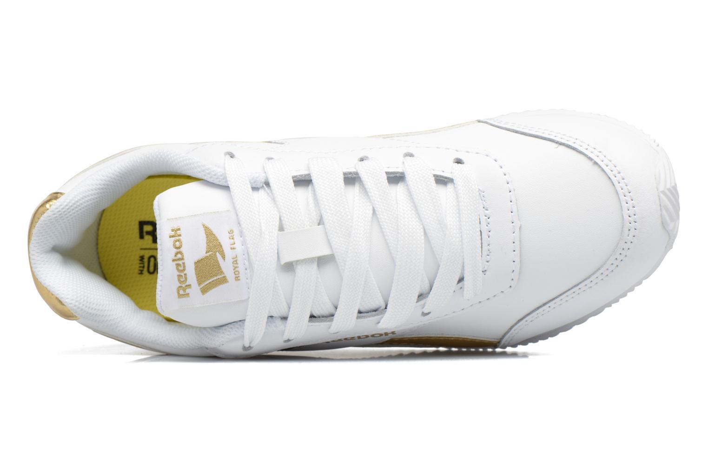 Reebok Royal Cljog 2 White/Gold Met