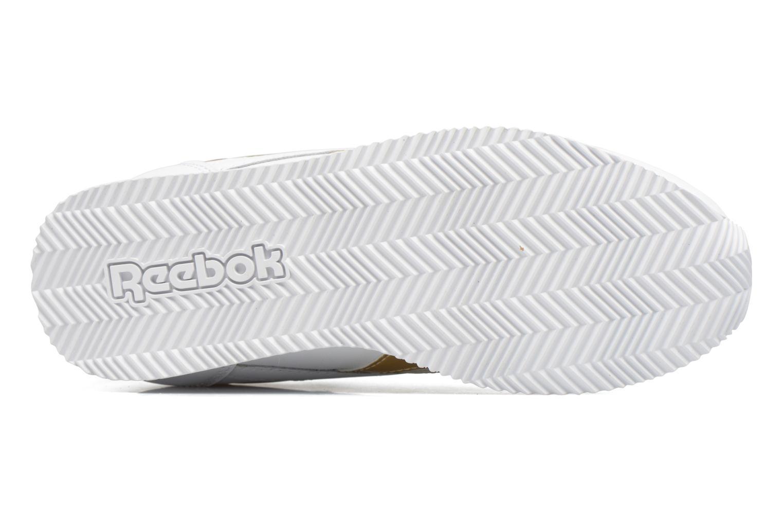 Sneakers Reebok Reebok Royal Cljog 2 Bianco immagine dall'alto