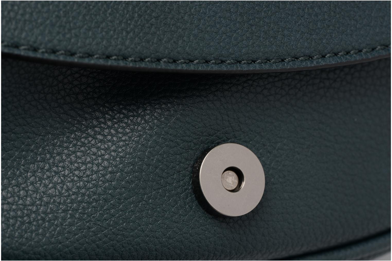 Wendy Saddle bag Dark teal green