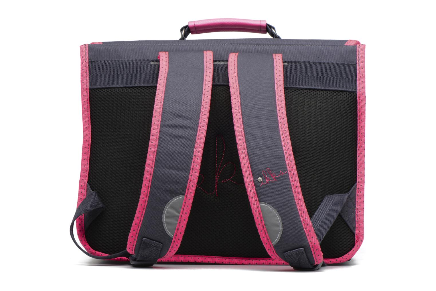 Cartable 38cm Rock Noir