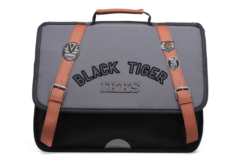 Scolaire IKKS Cartable 38cm Black Tiger Gris vue détail/paire
