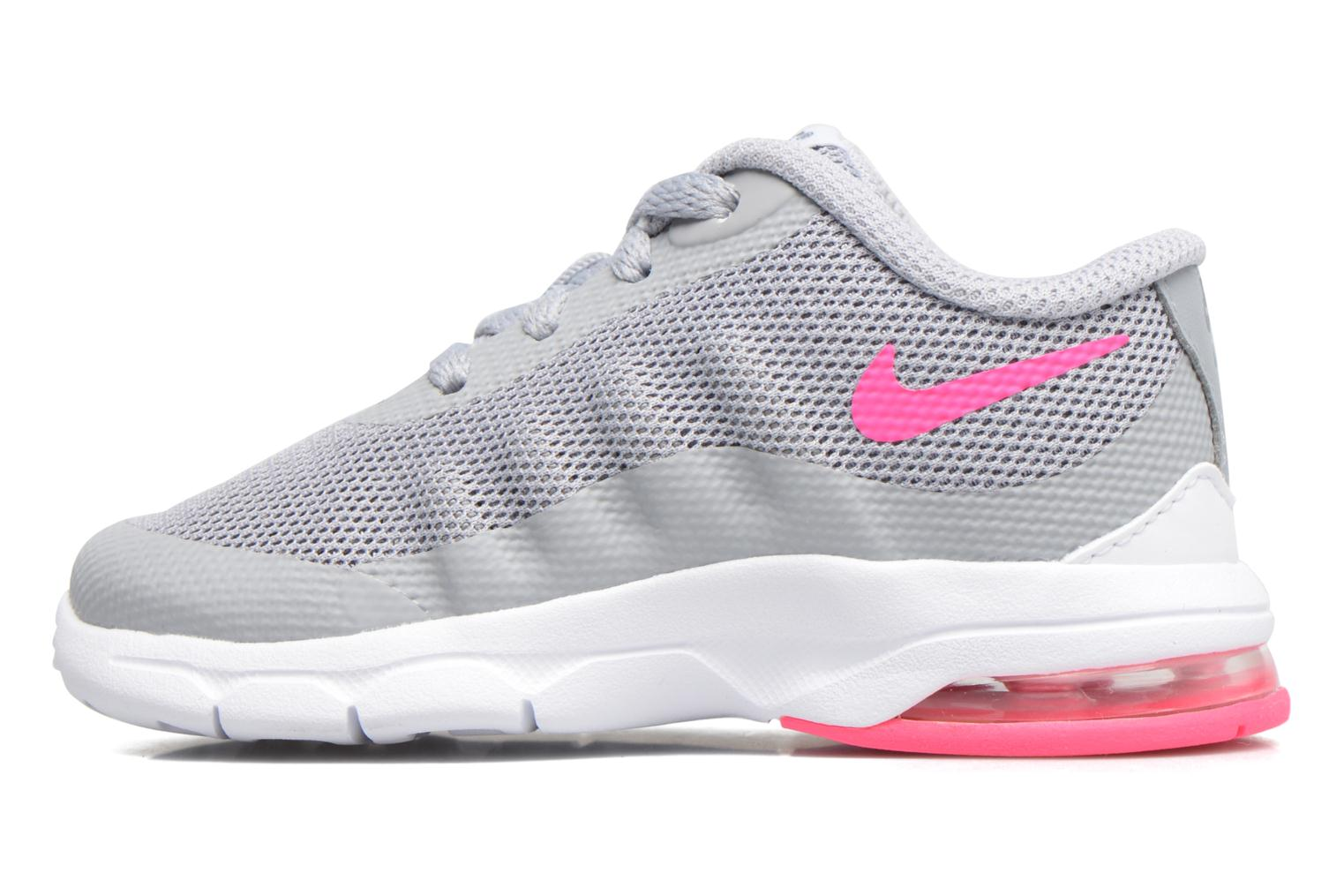Baskets Nike Nike Air Max Invigor (Td) Gris vue face