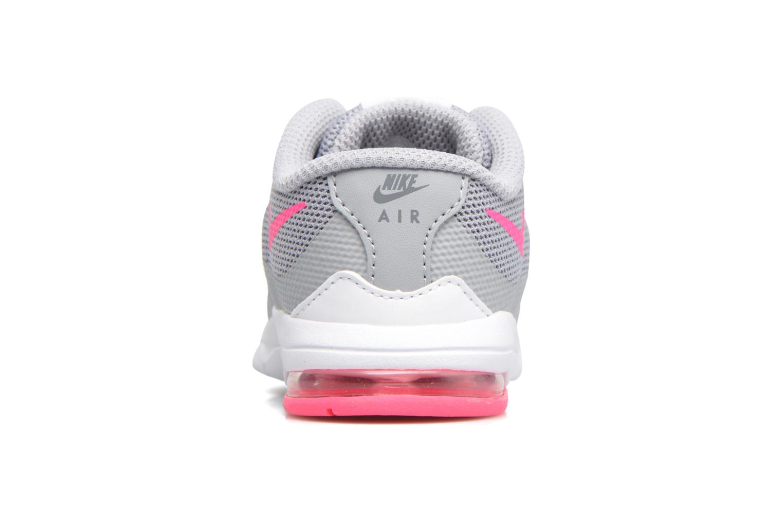Nike Air Max Invigor (Td) Wolf Grey/Hyper Pink-Cool Grey-White