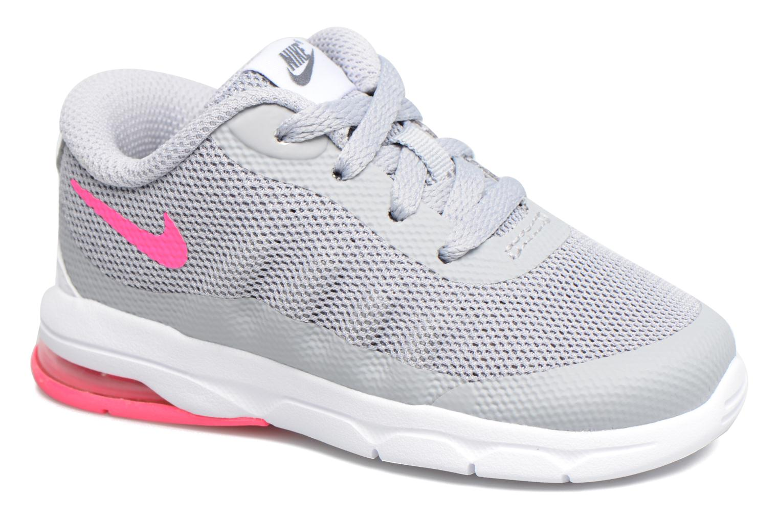 Baskets Nike Nike Air Max Invigor (Td) Gris vue détail/paire