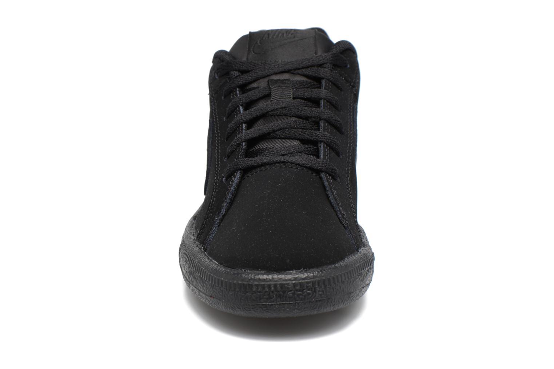 Baskets Nike Nike Court Royale (Gs) Noir vue portées chaussures