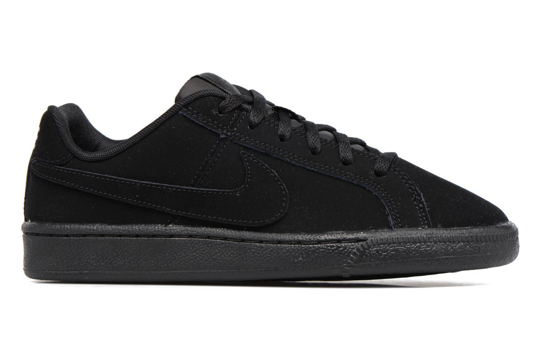 Baskets Nike Nike Court Royale (Gs) Noir vue derrière