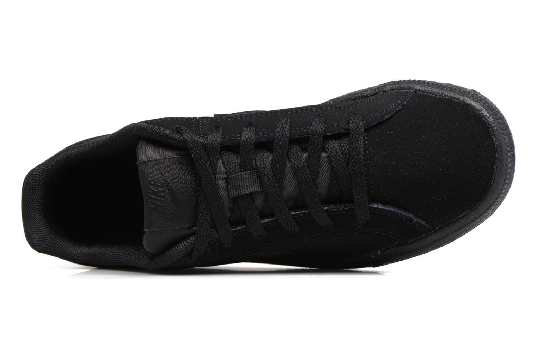 Baskets Nike Nike Court Royale (Gs) Noir vue gauche