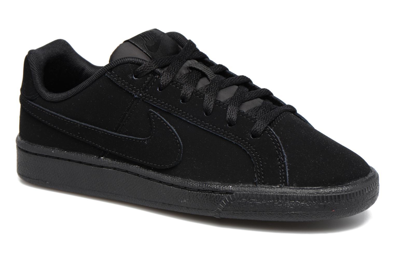 Baskets Nike Nike Court Royale (Gs) Noir vue détail/paire