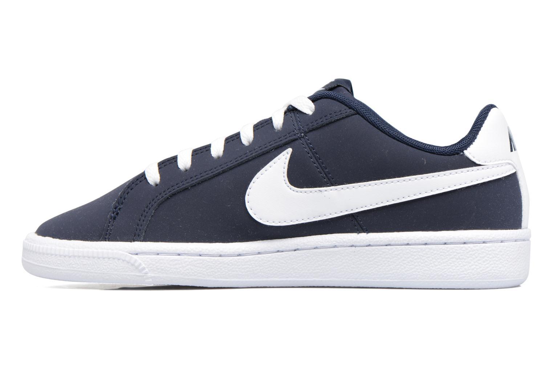 Baskets Nike Nike Court Royale (Gs) Bleu vue face