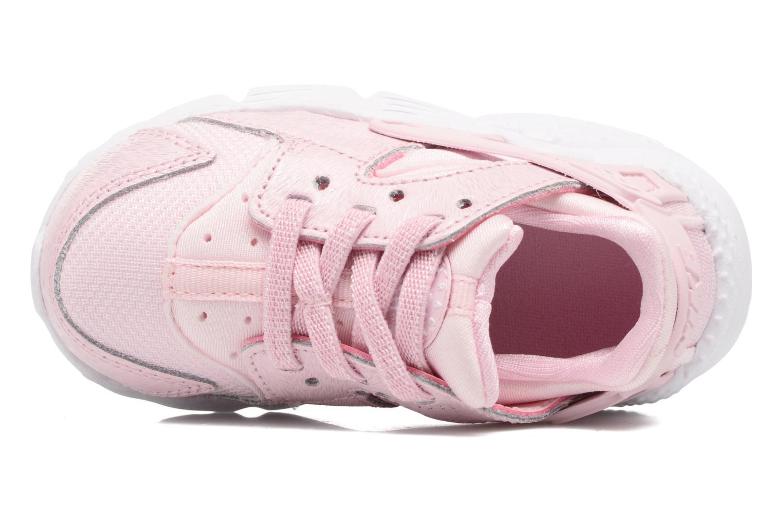 Baskets Nike Nike Huarache Run Se (Td) Rose vue gauche