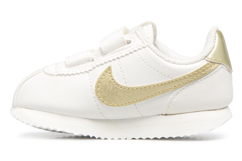 Sneakers Nike Cortez Basic Sl (Tdv) Bianco immagine frontale