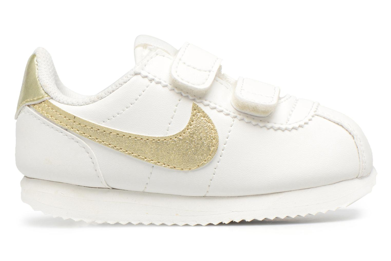 Sneakers Nike Cortez Basic Sl (Tdv) Bianco immagine posteriore