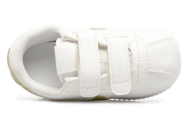 Sneakers Nike Cortez Basic Sl (Tdv) Bianco immagine sinistra
