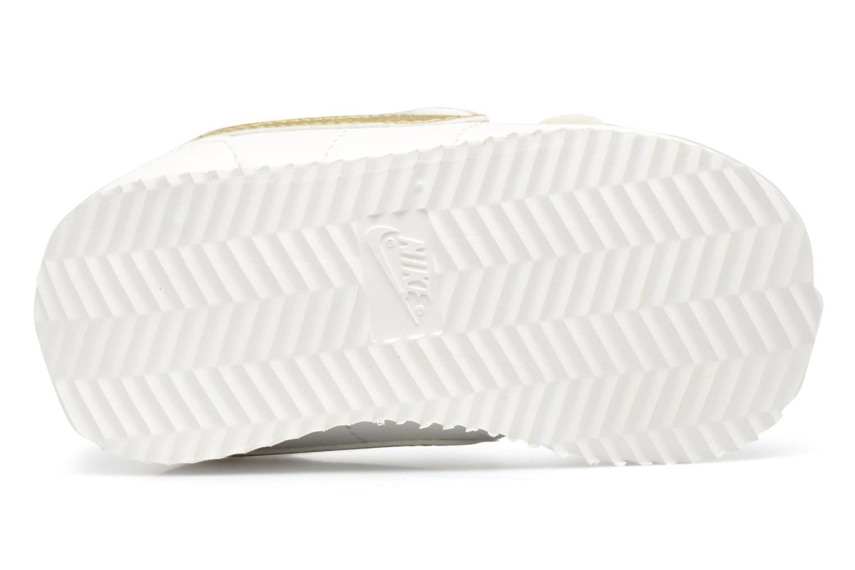 Sneakers Nike Cortez Basic Sl (Tdv) Bianco immagine dall'alto
