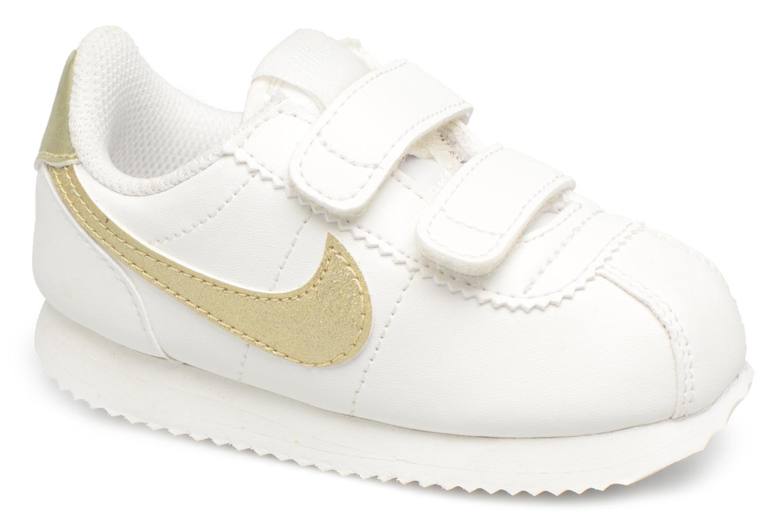 Sneakers Nike Cortez Basic Sl (Tdv) Bianco vedi dettaglio/paio