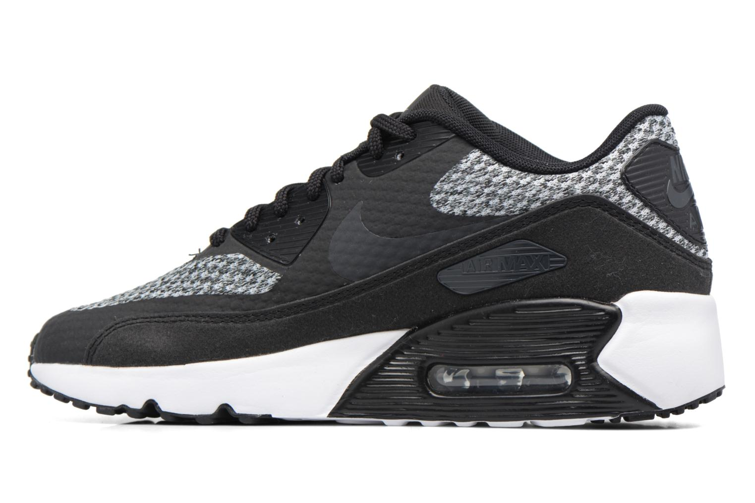 Baskets Nike Air Max 90 Ultra 2.0 Se (Gs) Noir vue face