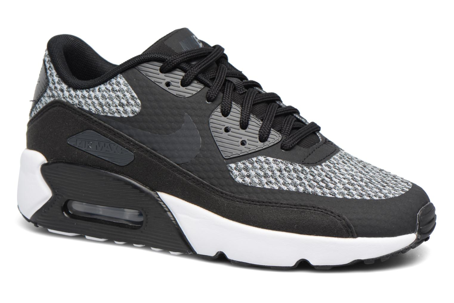 Baskets Nike Air Max 90 Ultra 2.0 Se (Gs) Noir vue détail/paire