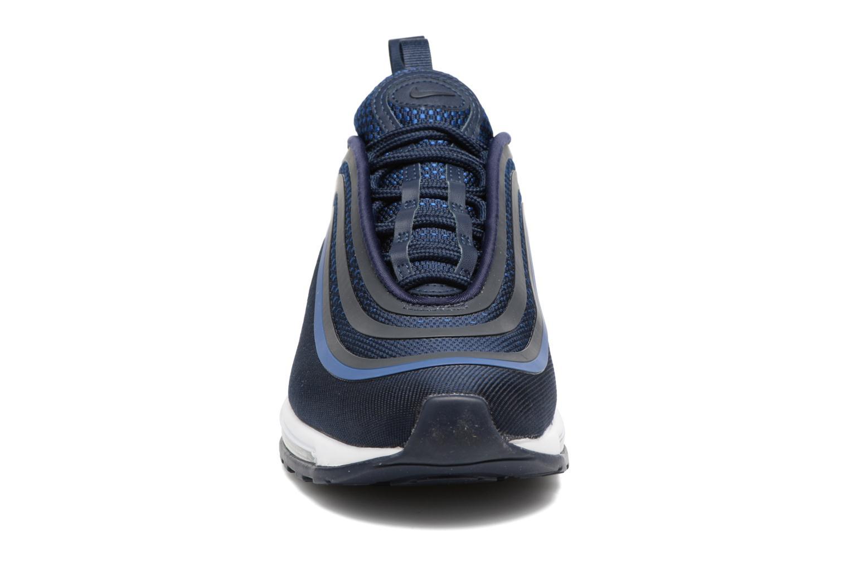 Sneakers Nike Air Max 97 Ul 17 (Gs) Azzurro modello indossato