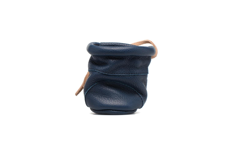 Booties Bleu Minéral