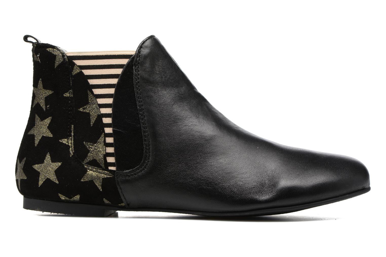 Bottines et boots Ippon Vintage Patch Sky Noir vue derrière