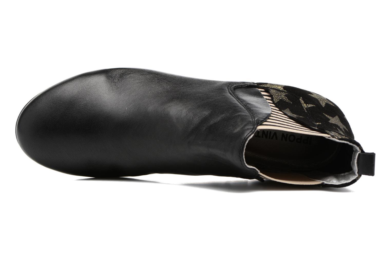 Bottines et boots Ippon Vintage Patch Sky Noir vue gauche