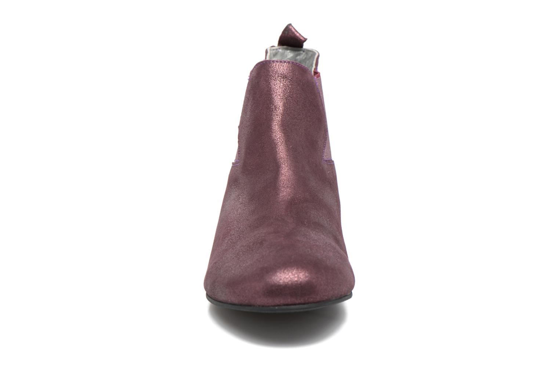 Bottines et boots Ippon Vintage Easy Fun Violet vue portées chaussures