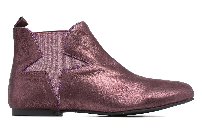 Bottines et boots Ippon Vintage Easy Fun Violet vue derrière