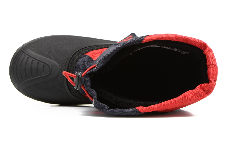 Snowfox Navy/red