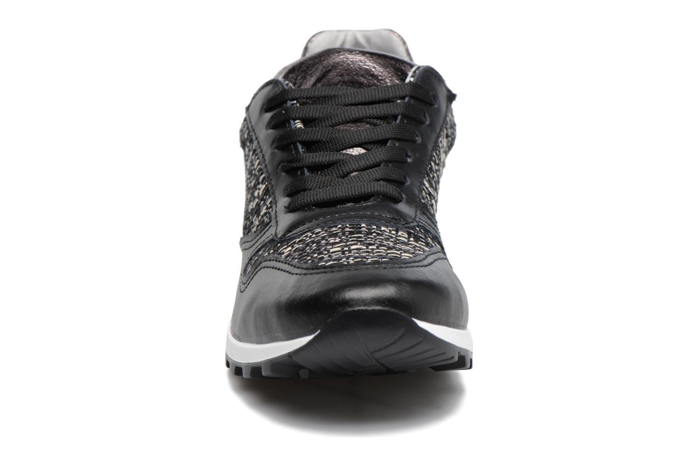 Baskets Georgia Rose Skapy Noir vue portées chaussures
