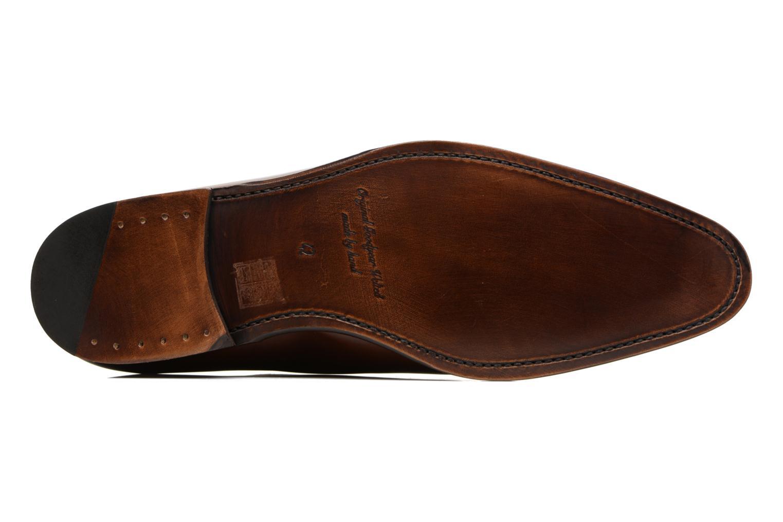 Veterschoenen Marvin&Co Luxe Waller - Cousu Goodyear Bruin boven