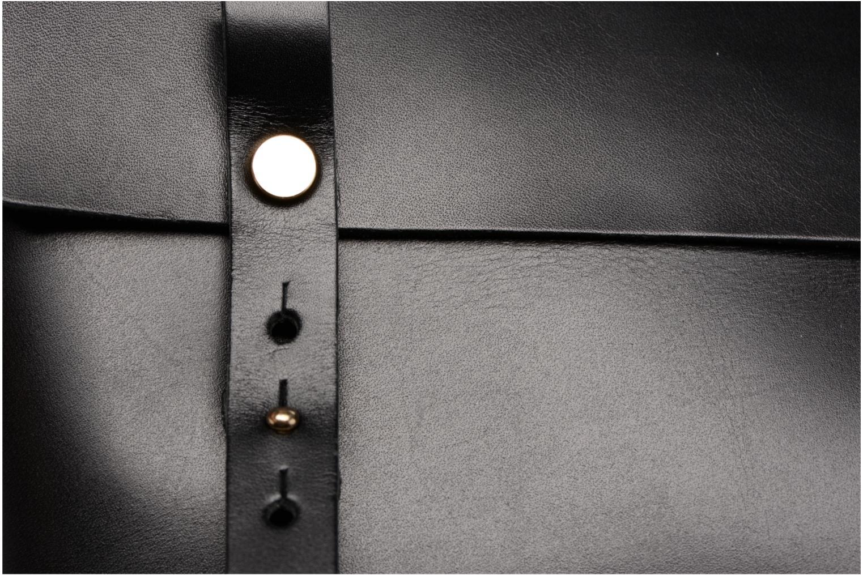 Sacs à main Craie Grande Etude Box Noir vue derrière