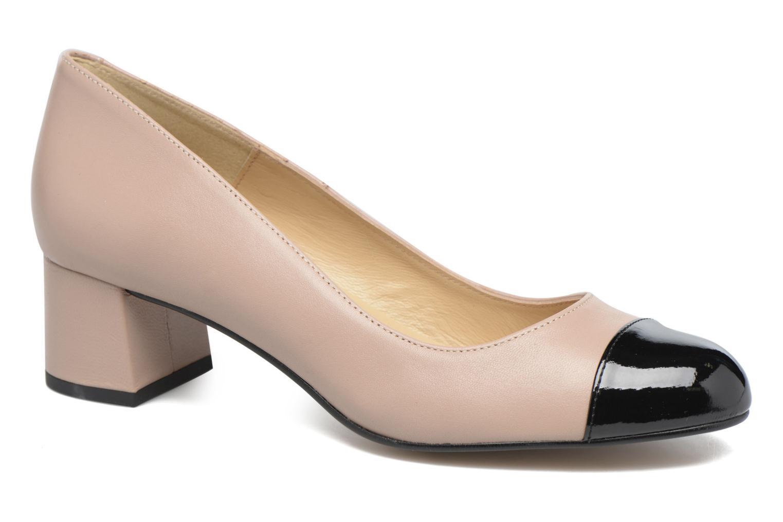 High heels Georgia Rose Sabou Beige detailed view/ Pair view