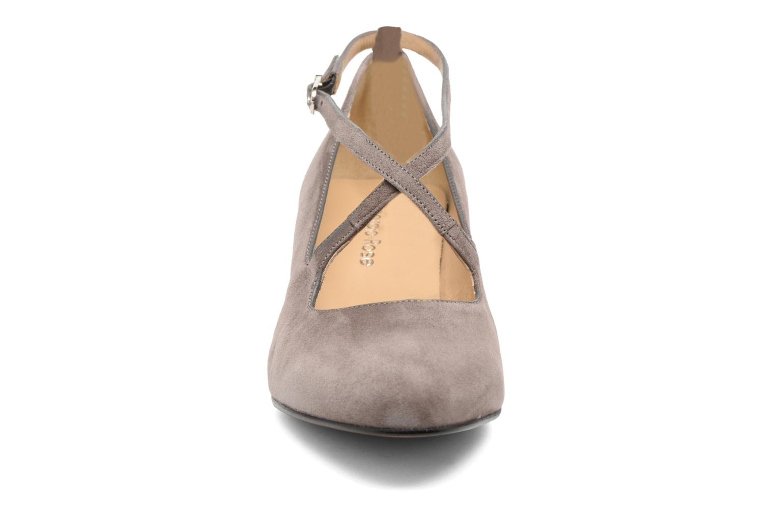 Sully Cuir velours Beige