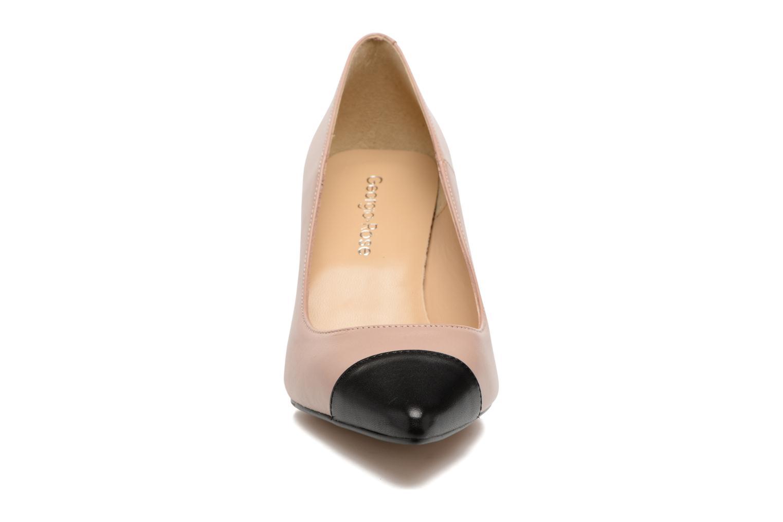 High heels Georgia Rose Sophia Beige model view