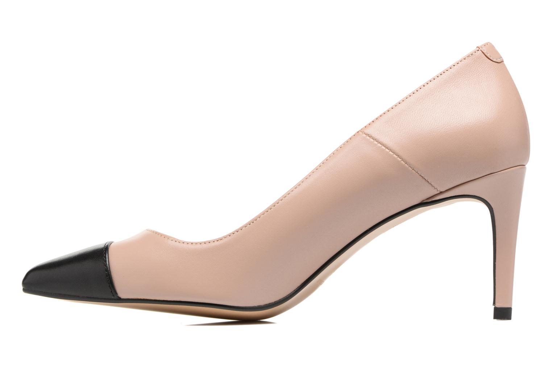 High heels Georgia Rose Sophia Beige front view