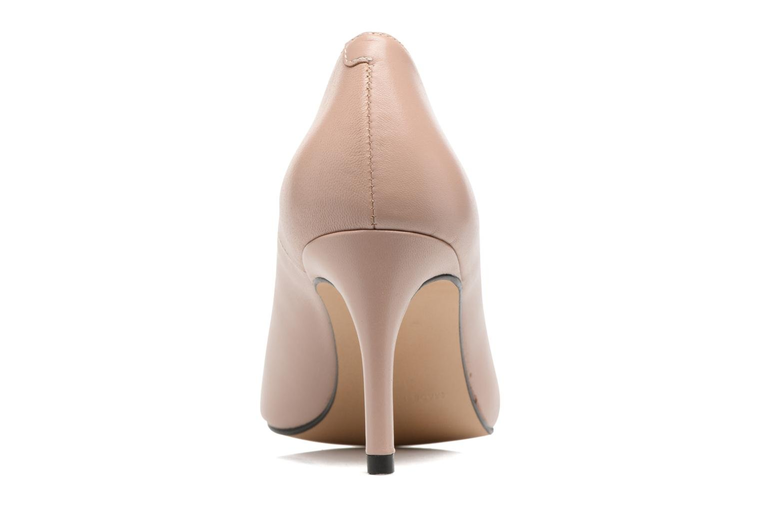 High heels Georgia Rose Sophia Beige view from the right