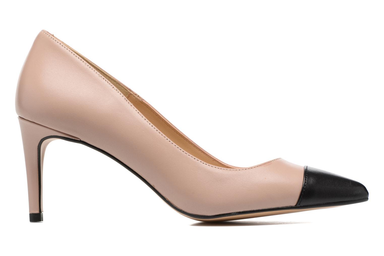 High heels Georgia Rose Sophia Beige back view