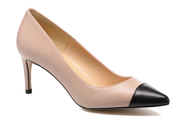 High heels Georgia Rose Sophia Beige detailed view/ Pair view