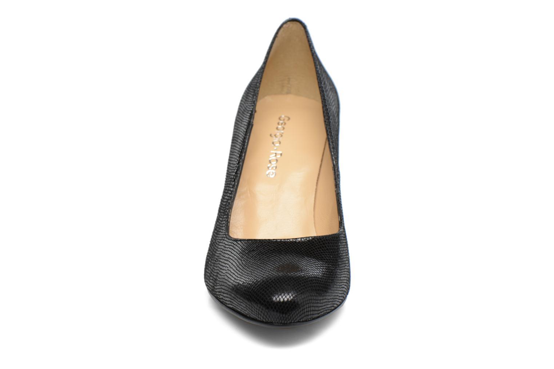 Escarpins Georgia Rose Serpa Noir vue portées chaussures