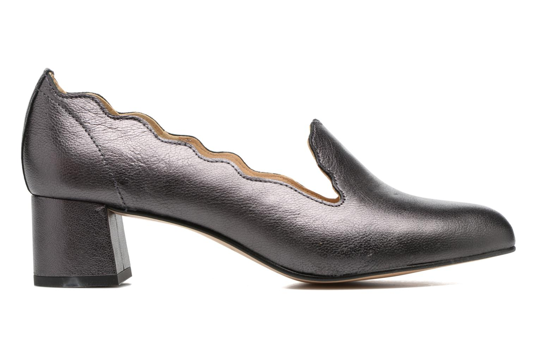 High heels Georgia Rose Socroca Grey back view