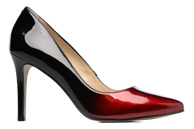 Zapatos de tacón Georgia Rose Glady Vino vistra trasera