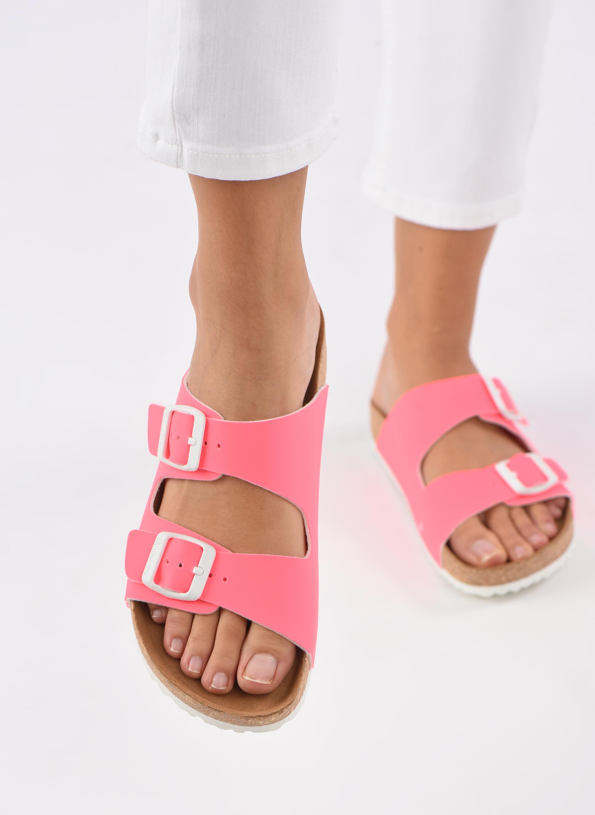 Waraji NE60 Vernice Neon Pink